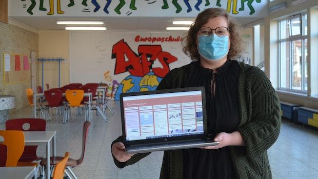 Schulsozialarbeit auf digitalen Wegen