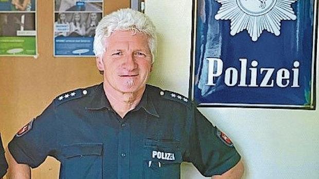 Stationsbeamter in Emstek geht in den Ruhestand