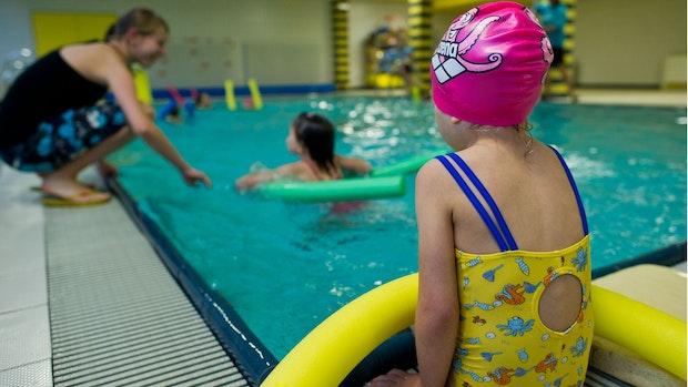 Eine Generation von Nichtschwimmern wächst heran