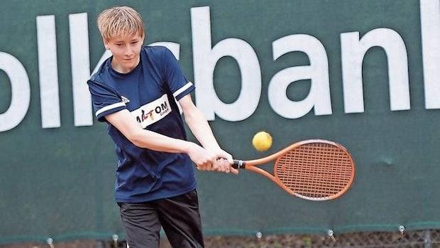 Tennisclubs kommen gut durch die Krise