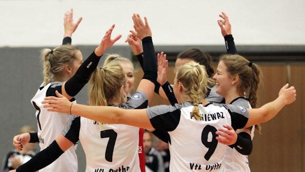 Oythe steigt mit Berlin-Reise wieder in den Volleyball-Betrieb ein
