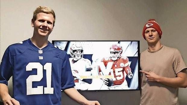 Super Bowl: Cloppenburger Sportler machen Nacht zum Tag