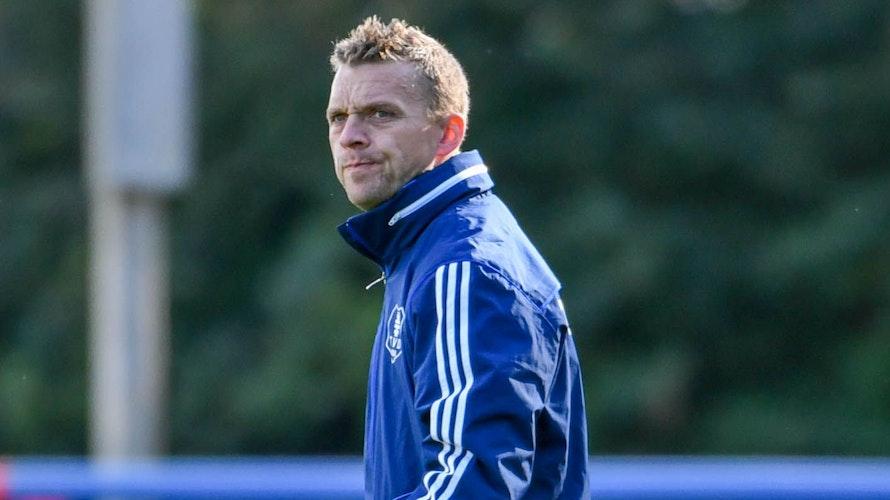 Macht weiter: TVD-Coach Stefan Arlinghaus. Foto: Wenzel