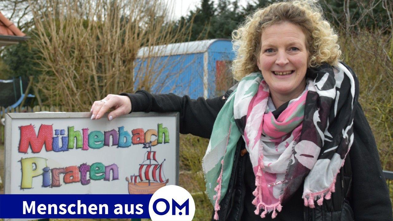 Engagierte Tagesmutter: Kim Rottinghaus ist Mitglied der Holdorfer SPD und interessiert sich darüber hinaus auch für andere lokale Themen. Foto: Wehring