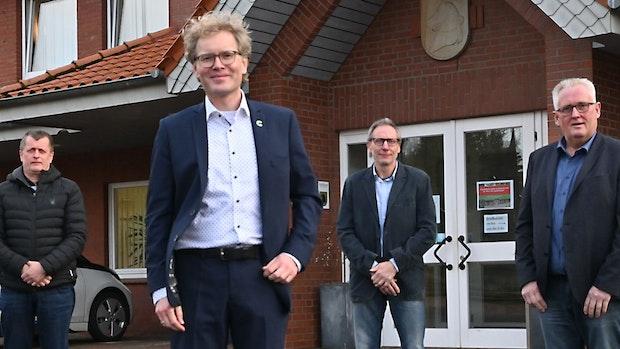 Cappelns BürgermeisterBrinkmann hat Unterstützung der UWG
