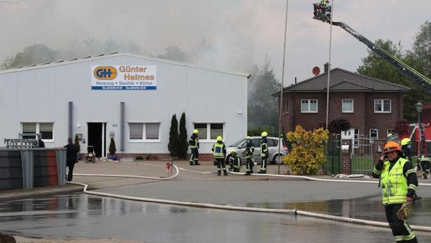 Dammer Feuerwehr zieht Bilanz: 2020 rückten die Kameraden 174 Mal aus