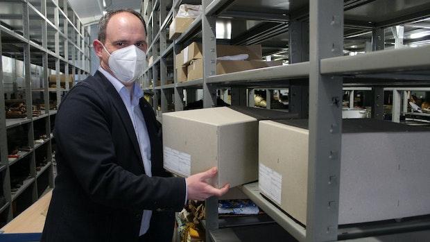 Grabungsfunde ziehen ins Museum Vechta ein