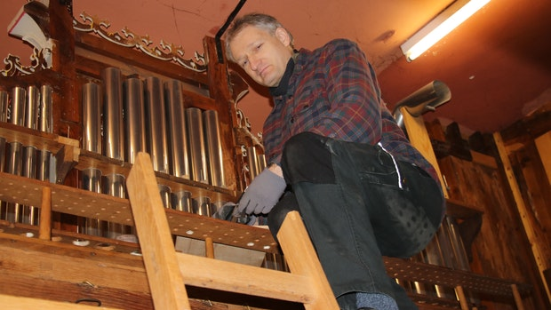 Christophorus-Orgel soll wie früher klingen