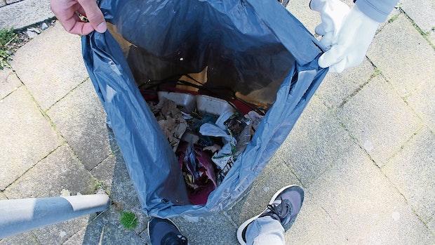 Schüler sammeln Müll auch ohne Aktionstag