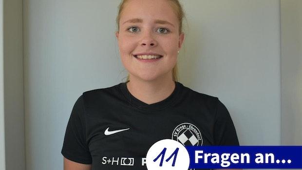 """Für Sophie Wolke ist der SV Kroge-Ehrendorf """"wie ein zweites Familienleben"""""""