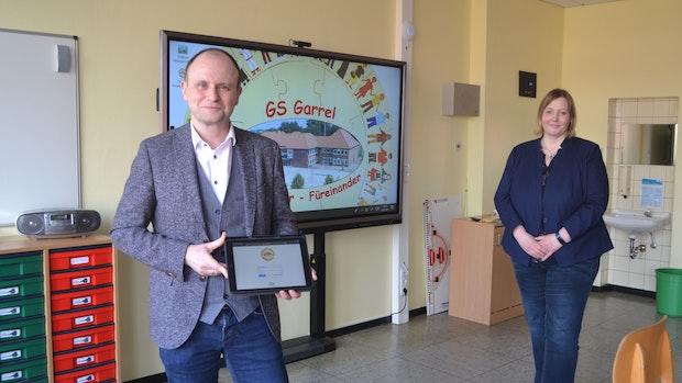 Garrel rüstet bei digitaler Ausstattung von Schulen auf