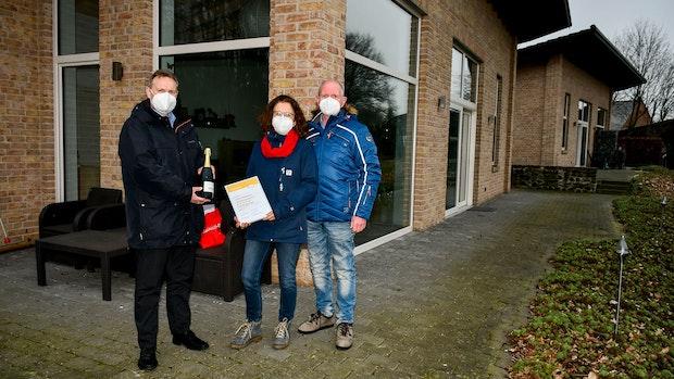 Feriendomizil in Handorf-Langenberg erhält 5 Sterne