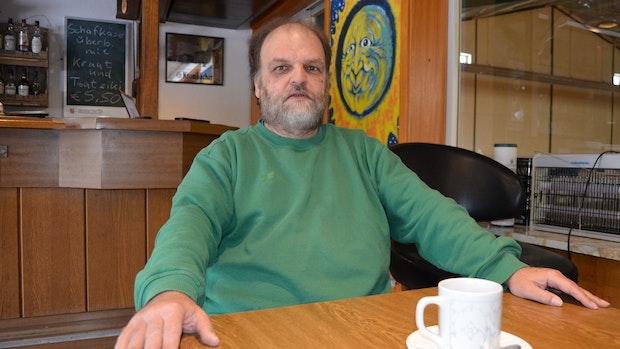 Harald Grosser ist mit zwei Muttersprachen aufgewachsen