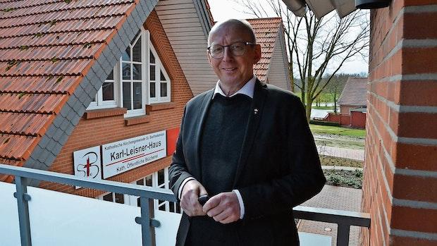 Pfarrer Borth: Die Kirche wird kleiner werden