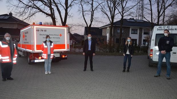 In Molbergen zeichnet sich Impfquote von 76 Prozent ab