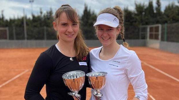 Julia Middendorf erlebt sensationelle Tennis-Woche an der Costa del Azaha