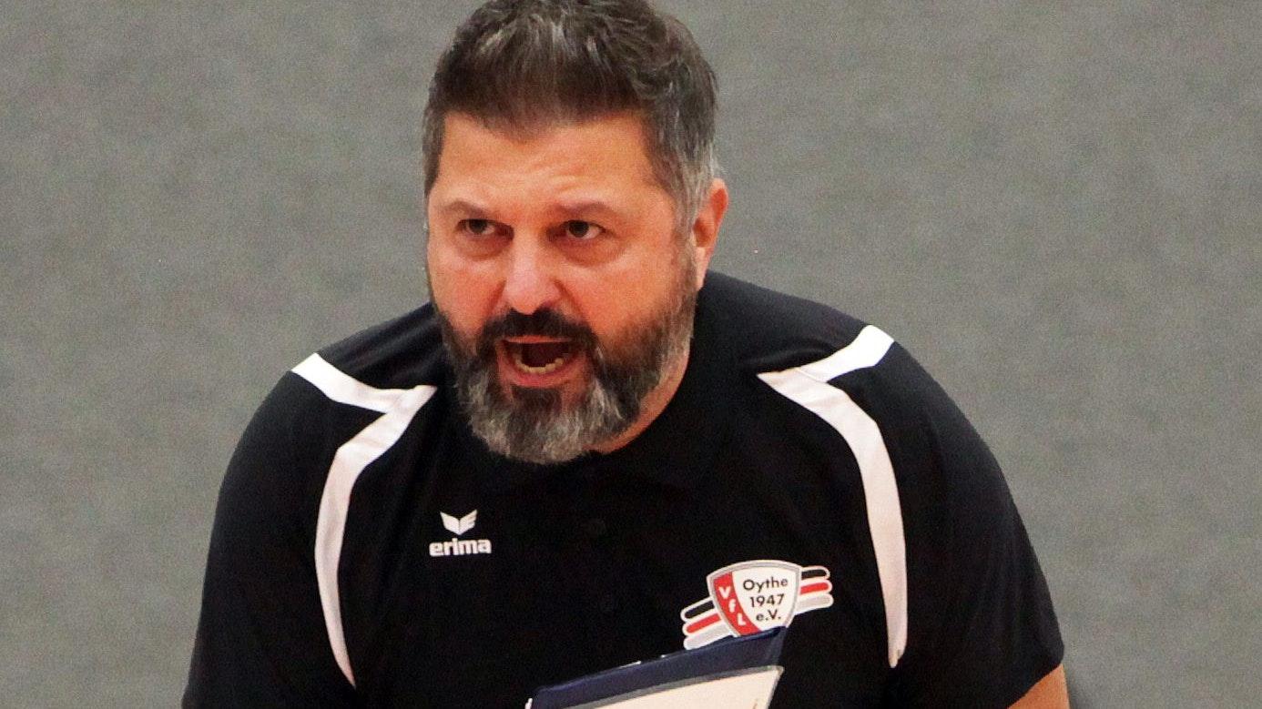 Schluss beim VfL Oythe: Volleyball-Coach Ali Hobst. Foto: Schikora