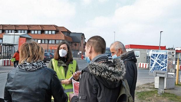 Tarifverhandlungen in der Fleischbranche: Gewerkschaft droht mit Warnstreiks