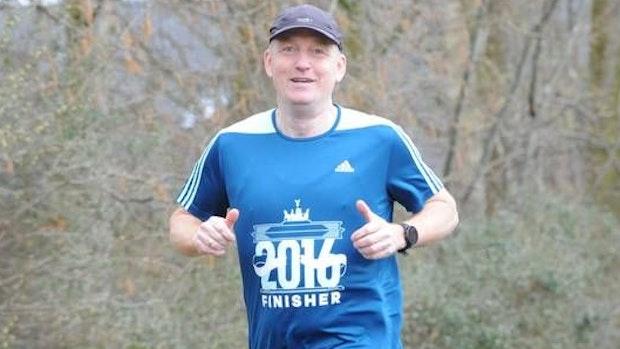 """Jan Gardewin: Vom """"Sportmuffel"""" zum Marathon-Ass"""