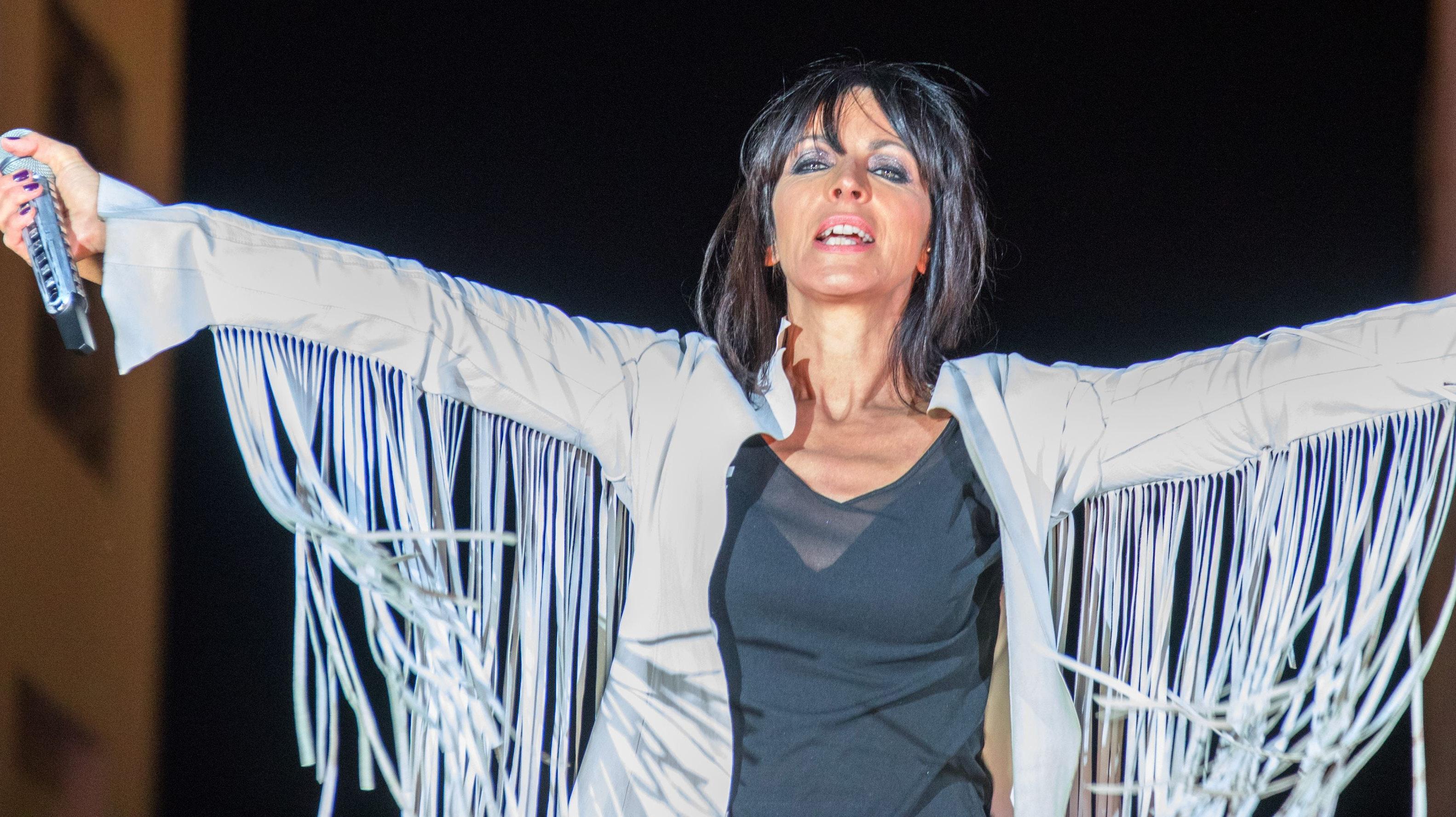 Steht wegen Solidarisierungen mit Corona-Leugnern und Verschwörungstheoretikern in der Kritik: Sängerin Nena. Foto: dpa/Büttner