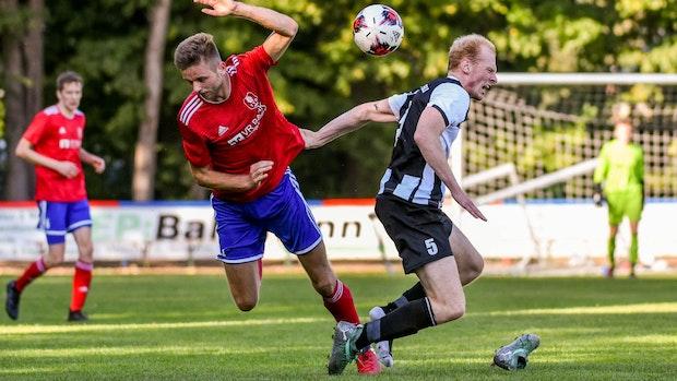 Die Fußball-Landesliga spielt auch 2021/22 in zwei Staffeln