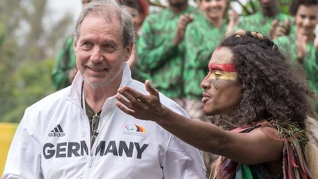 """Der Dinklager Karl Quade und die Paralympics: """"Vollkommen andere Spiele als bisher"""""""