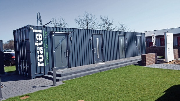 Imbusch baut neue Produktionshalle für Fertigung von Mikro-Hotels