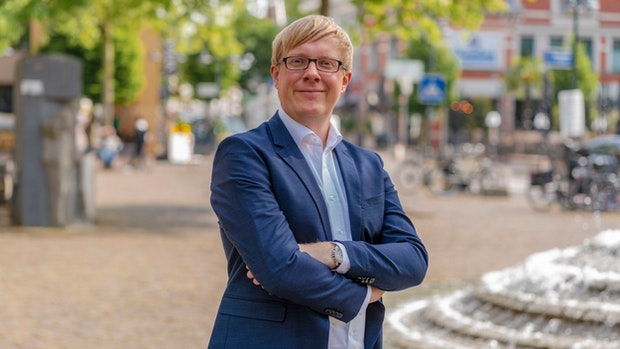 Alexander Bartz aus Vechta ist SPD-Kandidat zur Bundestagswahl