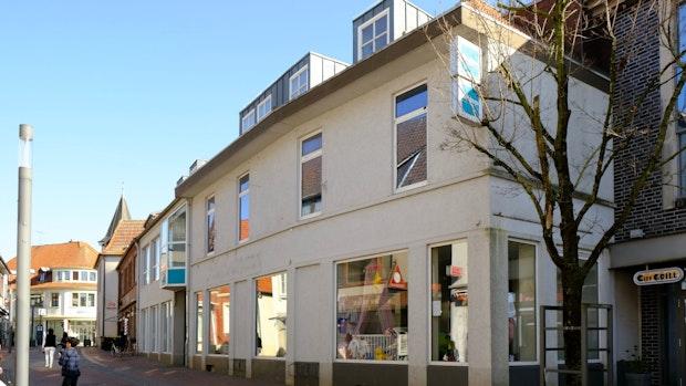 Stadt Lohne kauft Rießelmann-Gebäude