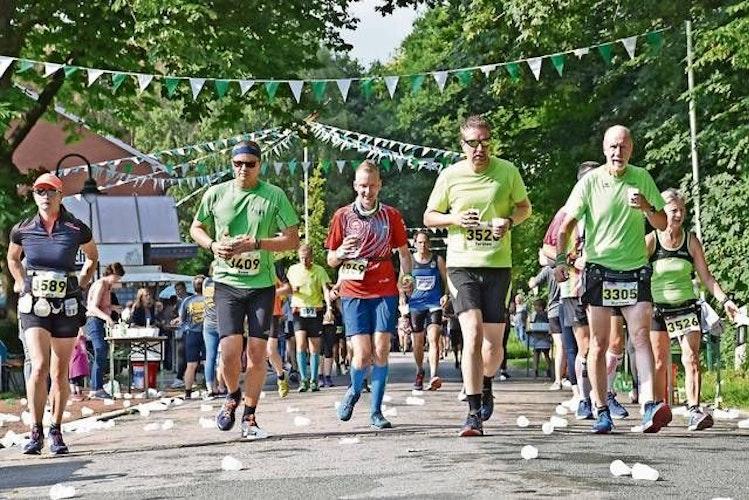 Königsdisziplin: Auch beim virtuellen Hasetal-Marathon kann man die 42,195 Kilometer lange Strecke absolvieren. Archivfoto: Willi Siemer
