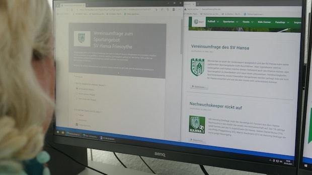SV Hansa nimmt per Online-Umfrage sein Sportangebot unter die Lupe