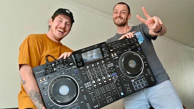 25 DJs aus dem Landkreis Vechta legen über Ostern für einen guten Zweck auf