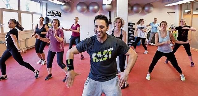 Fitnesskurse: Viele Vereine hoffen, den Service möglichst bald wieder anbieten zu können. Foto: Picture Alliance/DPA/Ulrich Perrey