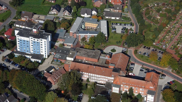 Landkreis fördert das Friesoyther Krankenhaus