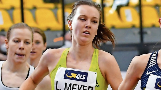 Lea Meyer verpasst Finale bei Hallen-Europameisterschaft im polnischen Torun