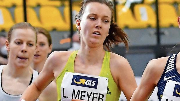 """Lea Meyer: """"Olympia rückt für mich in engeren Fokus"""""""