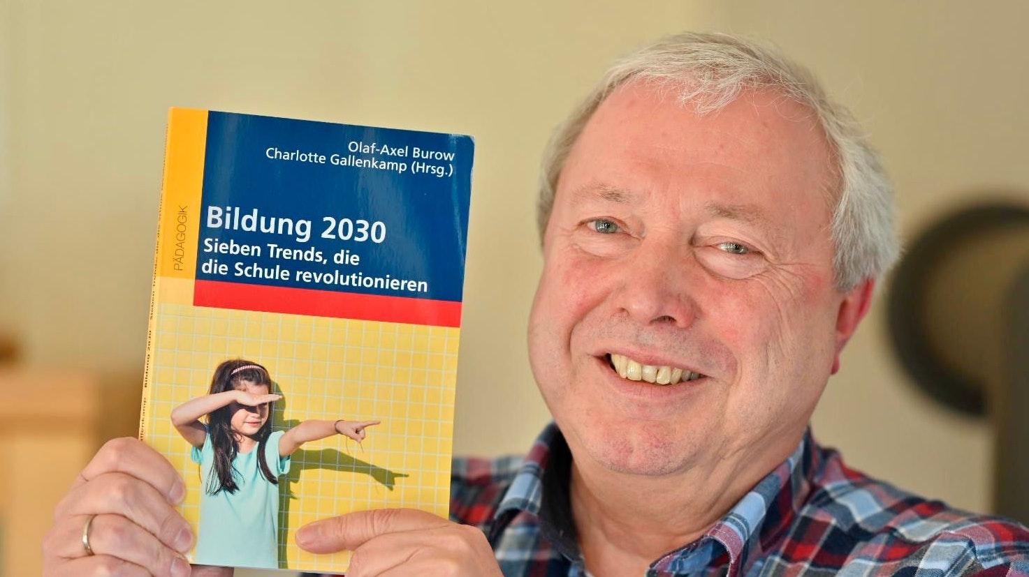 Hat die Zukunft im Blick: Franz-Josef Meyer will das Schulsystem weiter entwickeln. Foto: M. Niehues