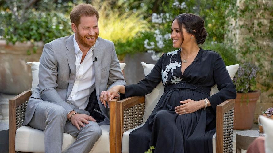 Einen Jungen zu haben und ein Mädchen, was kann man mehr wollen?: Prinz Harry und seine schwangere Frau Meghan erwarten das zweite Kind.
