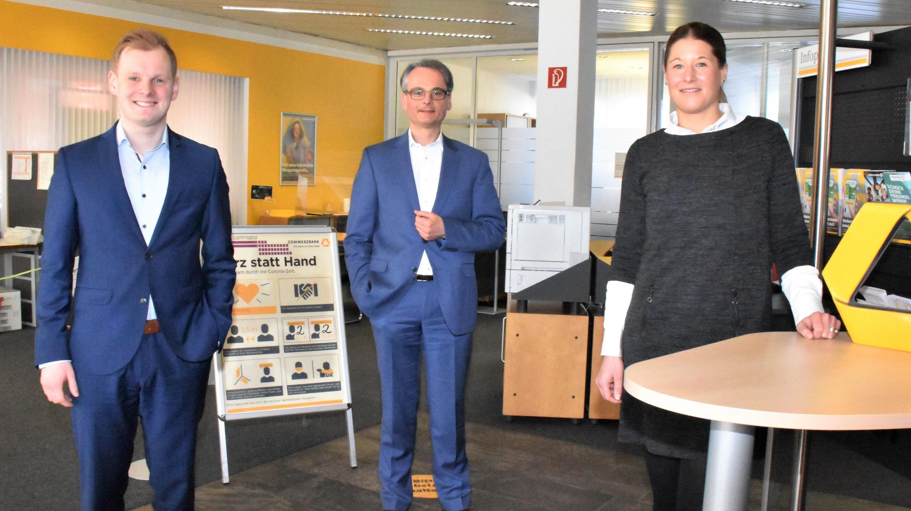 Commerzbank Filialen in Vechta, Cloppenburg und Diepholz sind wohl ...