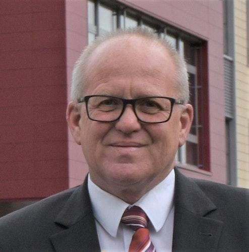 Dr. Thomas Schulze, Vorsitzender der Ulderup-Stiftung. Foto: Kühn