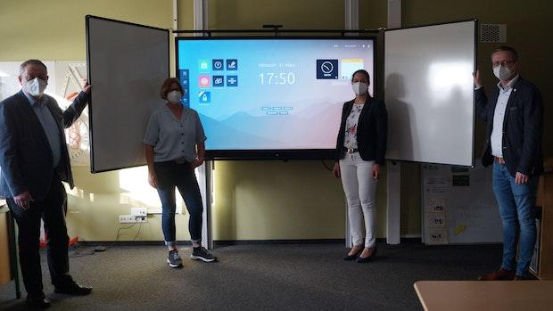 Bakums Schulklassen werden digital nachgerüstet