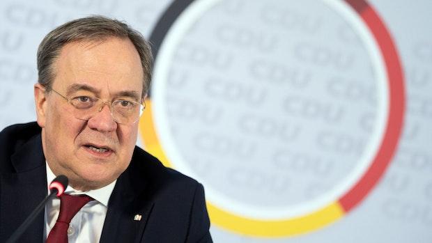 Laschet will schnelle Entscheidung über Kanzlerkandidatur