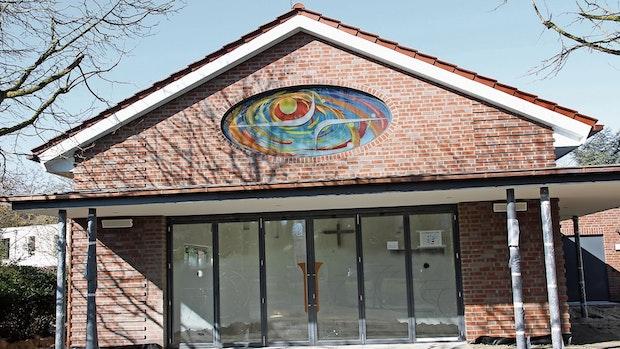 Neue Linderner Trauerhalle ist ein Zeichen der Hoffnung