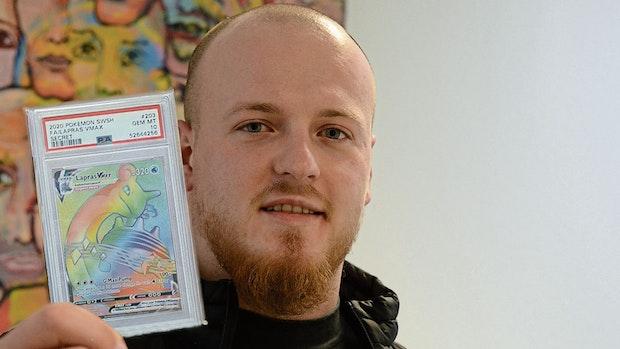 Pokémon-Karten wecken Erinnerungen an die Kindheit