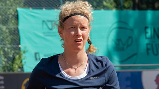 Julia Middendorf spielt eine kleine Nebenrolle beim Stelldichein der Weltspitze