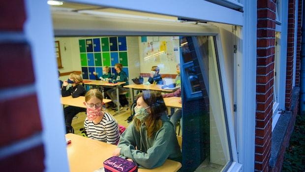 Dicke Corona-Luft: Stadt will Schulen mit 6 Millionen Euro durchlüften