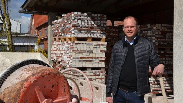 Neuer Obermeister will Bauprozesse digitalisieren