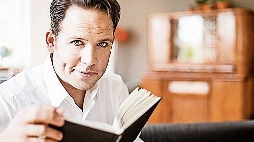 Auftritt verschoben: Christoph Tiemann wird voraussichtlich erst im September nach Lastrup kommen. Foto: Hanno Endres
