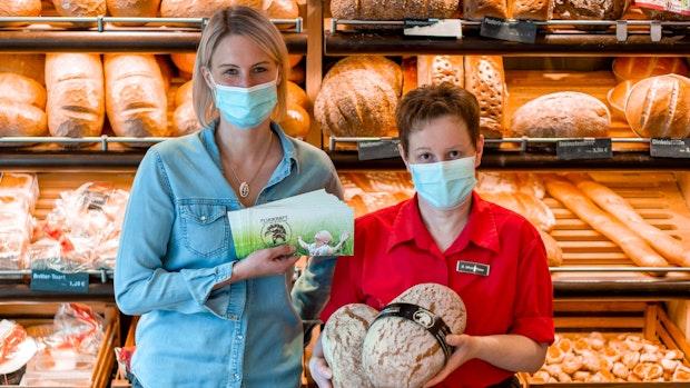"Unterstützung für Krebskranke: Bäckerei Overmeyer verkauft ""Flugkraft-Brot"""