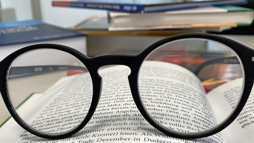 Neue Sichtweisen: ein gutes Buch macht es möglich.